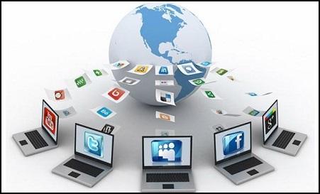 Анонсирование статей в социальных сетях и закладках