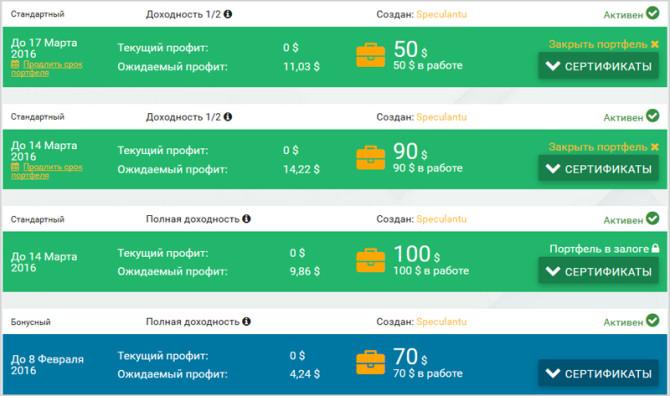Credex - HYIP до 40 % в месяц